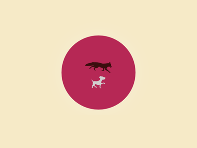 The quick brown fox jumps over the lazy dog. quick lazy dog fox pangram english illustration