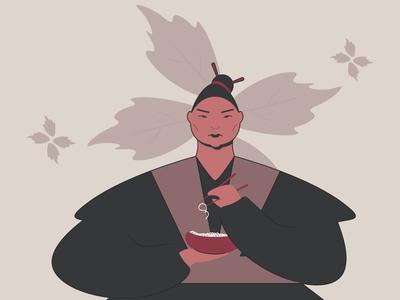 Samurai wok