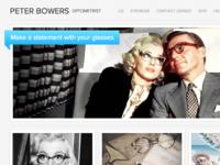 Peter Bowers - Opticians (2x)