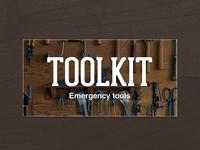 Used Toolkit Spotlight (2x)
