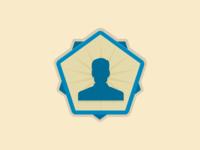 Badge (2x)