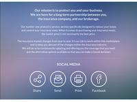 Sound Insurance Social Media