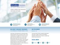 McGahey Insurance Home Page