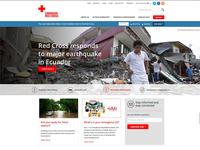 Redcross Canada Website