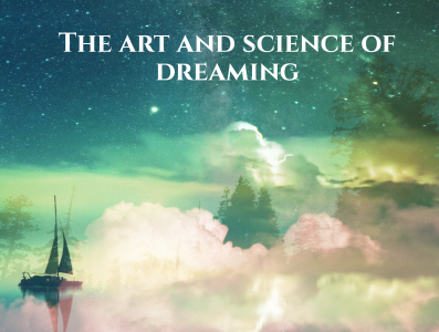 The art and science of dreaming portrait adobe photoshop dreamy dreams dream photography branding colour color design photo manipulation photo photoshop creative
