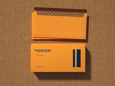 Forpost Money Transfers ID forpost money transfers logo identity ukraine tsapko dima tough slate design