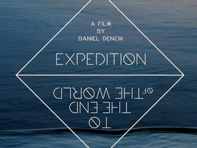 Turn-Around Poster 'End of the World' movie poster dima tsapko ukraine arctic ice north