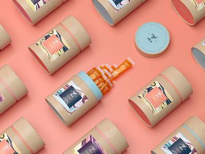 Honey Mix Packaging | Jola ukraine logo packaging graphic design honey