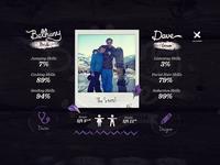 Wedding Website - About Us