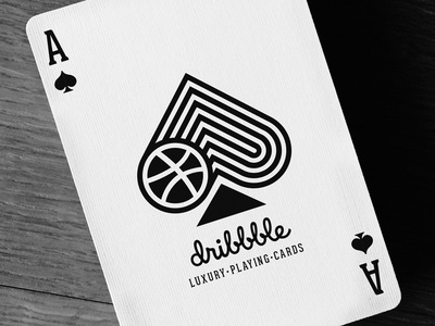 Dribbble playing cards ace of spades by david goldklang dribbble dribbble playing cards ace of spades colourmoves