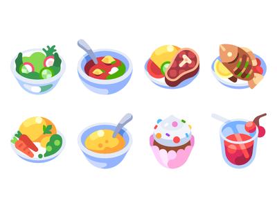 Recipes Icons