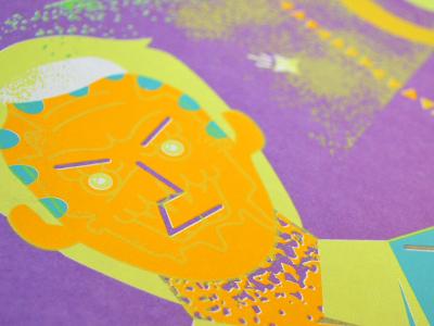 Little Monsters Poster - Detail 2