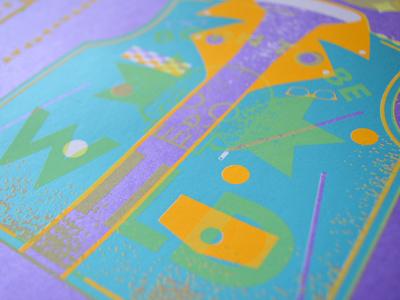 Little Monsters Poster - Detail 3