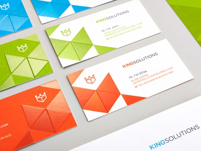 King Solutions Rebrand