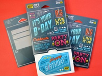 Best Buy - Party On Gift Card