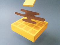 Kwik-Krafts / 3.25.14 / National Waffle Day Pt. 2