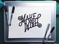 Make A Wish - Sketch
