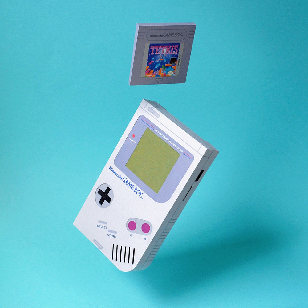 Tommy perez kwik krafts gameboy drib