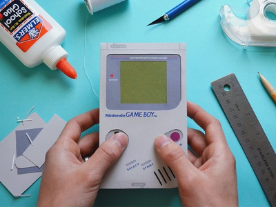 Kwik-Krafts / 4.21.14 / Game Boy's 25th Anniversary