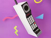 Kwik-Krafts / 4.25.14 / Motorola DYNATAC 8000x