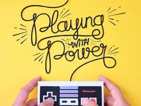 Kwik-Krafts / 8.19.14 / NES Controller