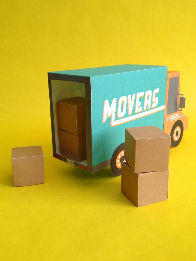 Kwik krafts moving truck drib lrg