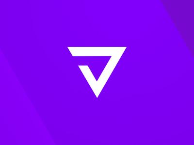 Pixiveo movies app concept logo