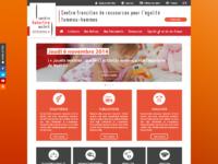 Homepage slider image menu off