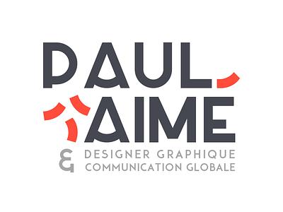 Logo Freelance Graphic Designer logotype identity branding design logo