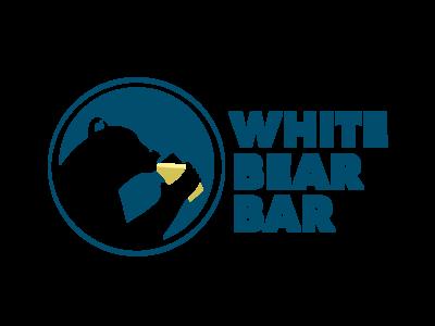 Logo draft - White Bear Bar