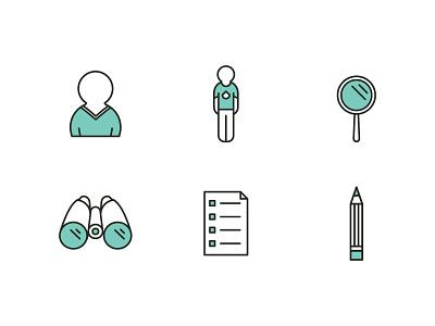 Misc Icons icon pictogram simple random