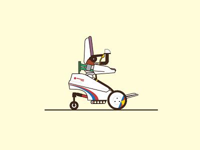 Wheelchair wheelchair dom fun inspired
