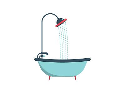 Shower shower simple fun