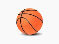 Basket Ball Drawing