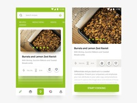 Cooking Recipes Android App