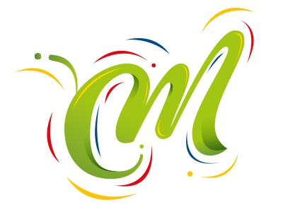 Capital M capitular letters m erikdgmx lettering
