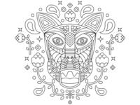 Alebrijes - Coloring Book 6/10