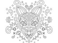 Alebrijes - Coloring Book 7/10
