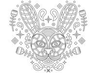 Alebrijes - Coloring Book 8/10