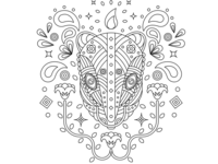 Alebrijes - Coloring Book 9/10
