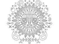 Alebrijes - Coloring Book 10/10
