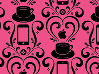 Pretty nerdy pattern for a pretty nerdy lady ;)