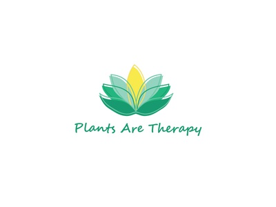 Plants Are Therapy Logo