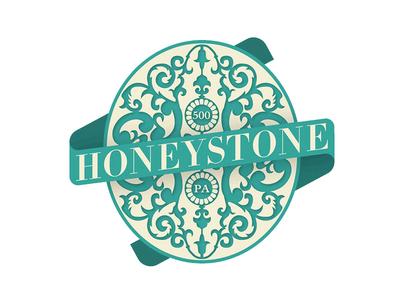Honeystone Logo