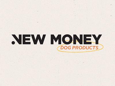 New Money illustrator animation vector logo