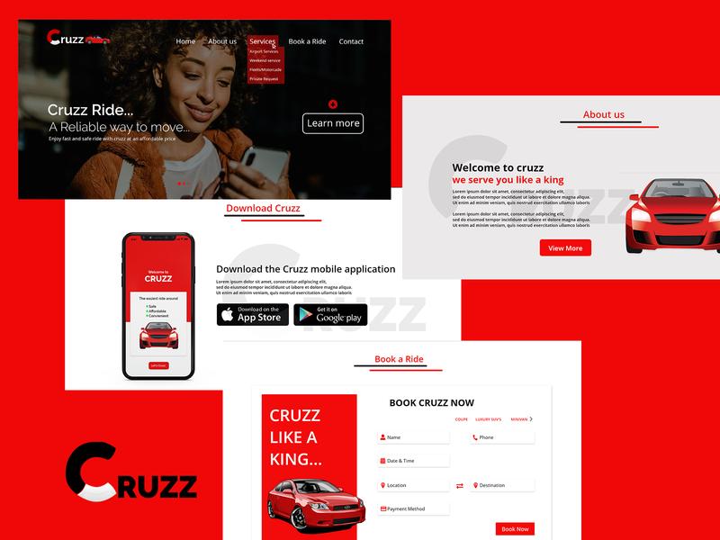 full cruzz web preview