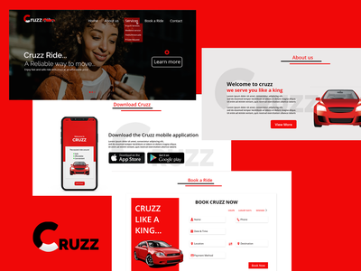 full cruzz web preview