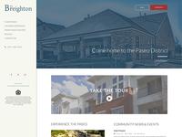 The Breighton - Landing Page