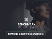 Benchmark Mechanical | Rebrand & Responsive Design