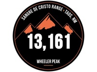 Wheeler Peak Badge